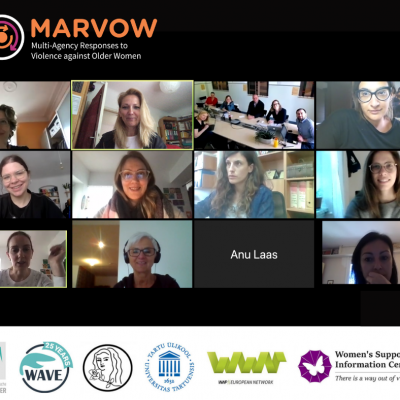 Picture of Marvow Online Meeting